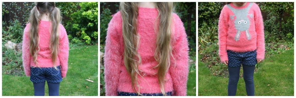 PicMonkey bunnyjumperCollage, Daughter, Fashion, Next, Girls