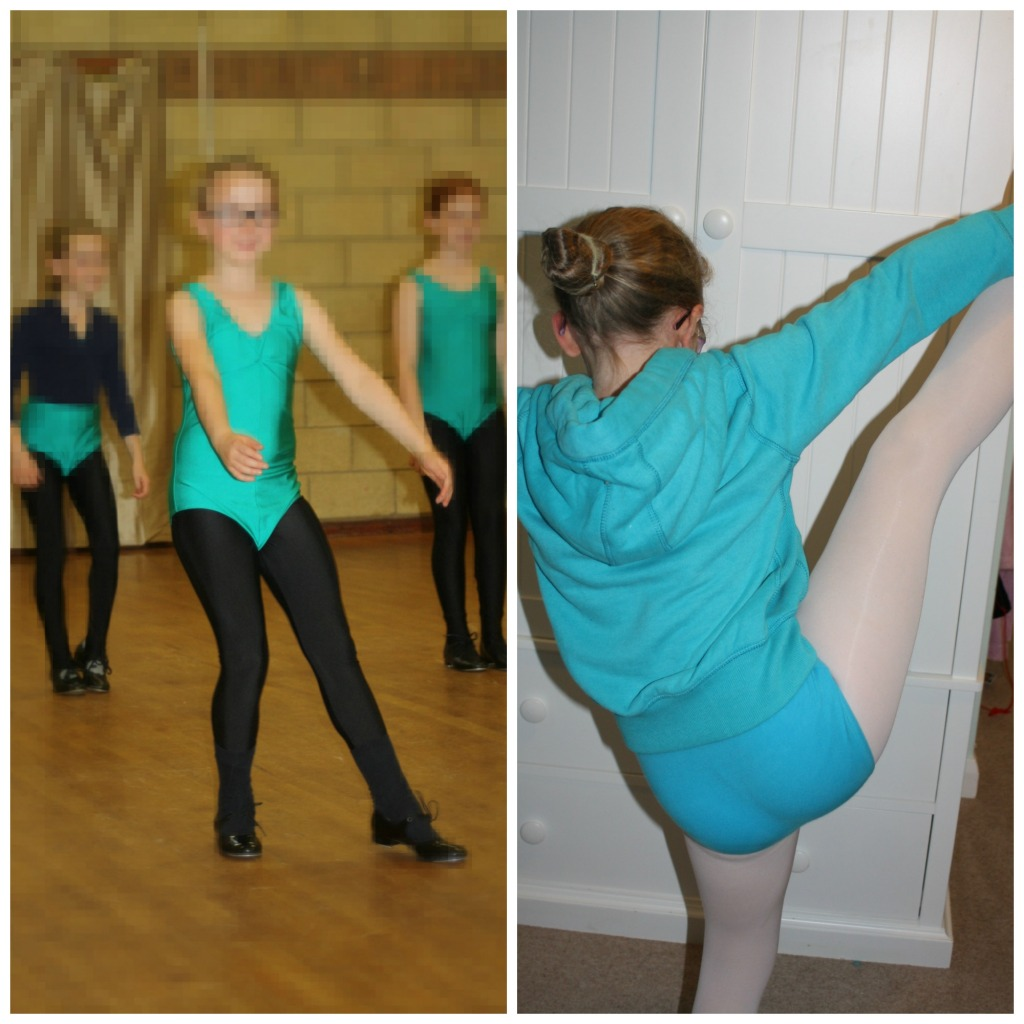 PicMonkey dancedaughterCollage, Daughter, Dance, The Gallery, Tap, Ballet