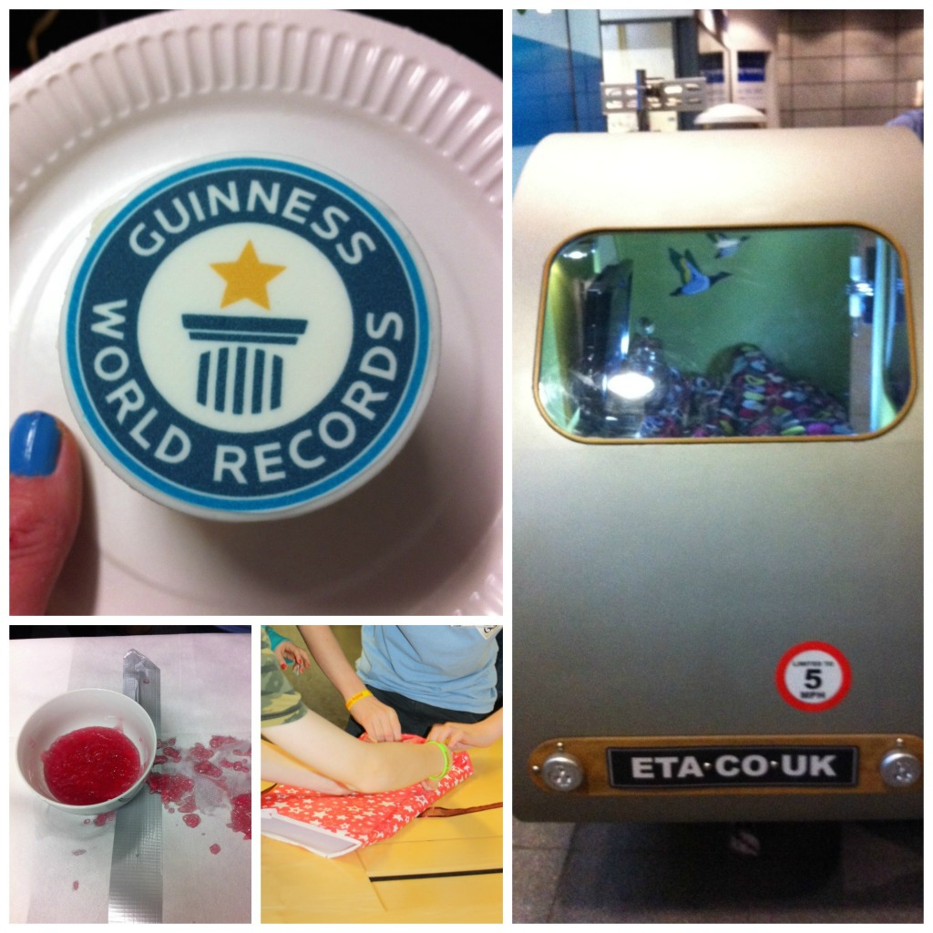 PicMonkey guinnessworld2Collage, Guinness World of Records, 60th anniversary, record breakers