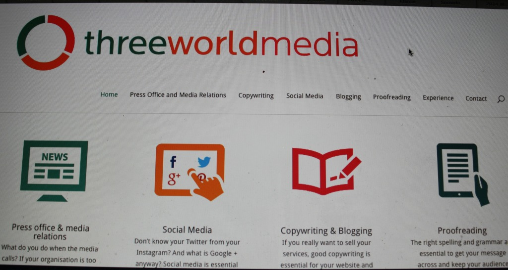 Business, Website, Freelance, Three World Media