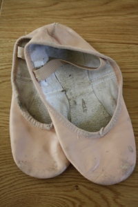 ballet shoes, daughter, 365