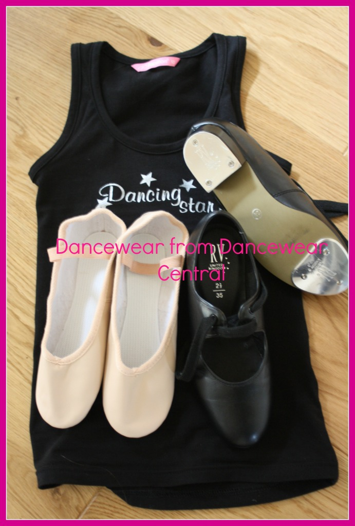 Dancewear Central, Dancewear Central review, ballet, tap