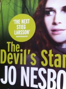 Book review, Jo Nesbo, The Devil's Star