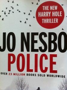 Nesbo, Book review, Jo Nesbo Police
