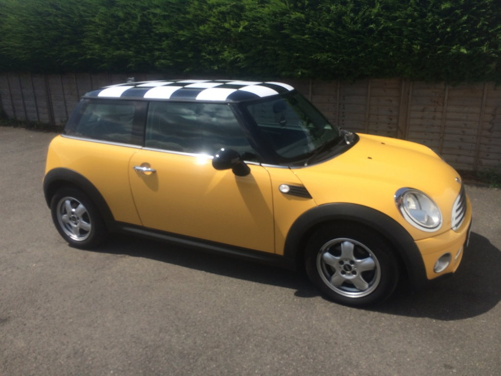 Mini, car, 365
