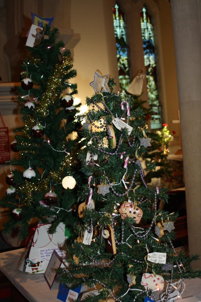 Christmas trees, Church, Christmas tree festival, 365