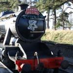 The Santa Train tradition