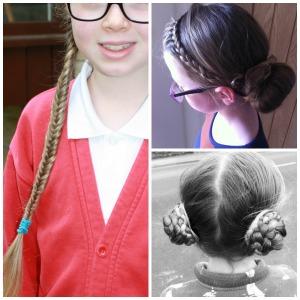 PicMonkey hairdresserCollage, Daughter, Hair, Hairdresser, Loud 'n' Proud