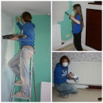 Re-painting