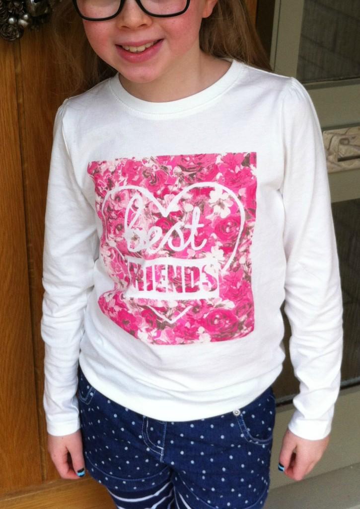 Daughter, Christmas, Present, Tshirt, Friends, 365
