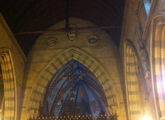 The big, cold church 2014