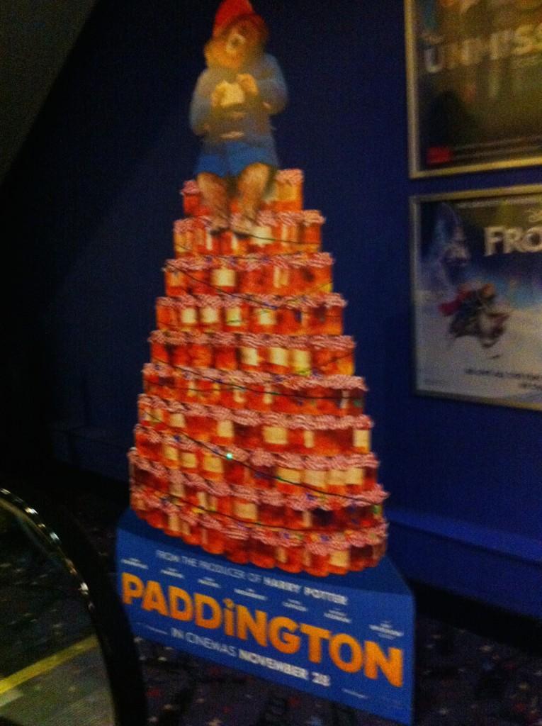 Paddington, cinema, 365