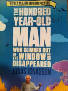Book review, The 100 year old man