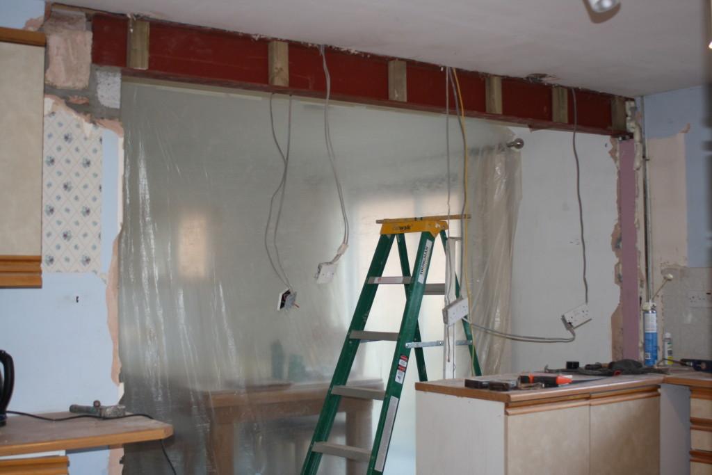 Building works, Kitchen, 365