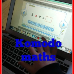 Review: Komodo maths