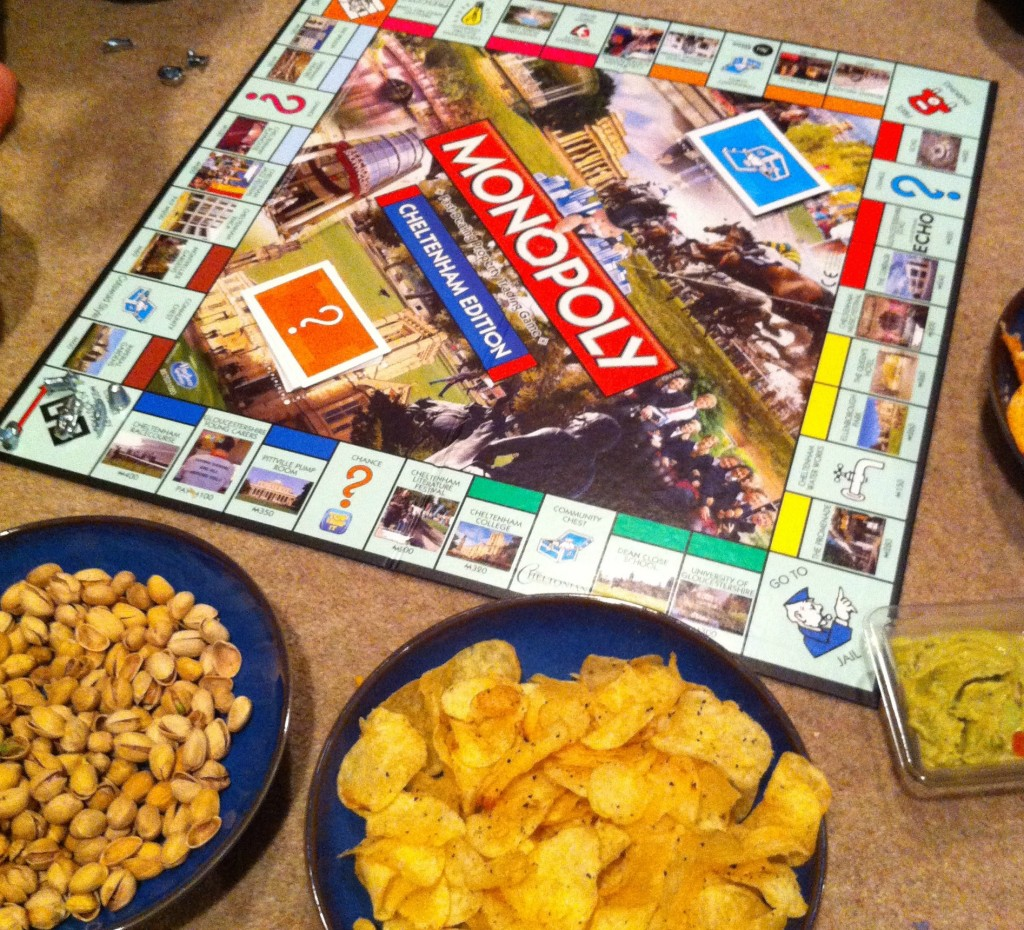 Monopoly, games, 365, new year