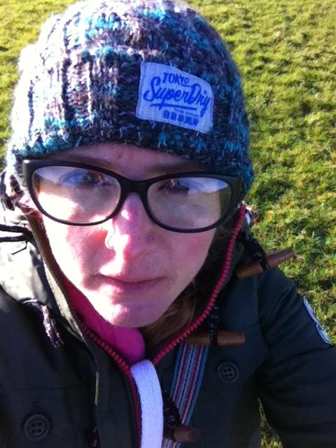 Selfie, Rugby, Winter