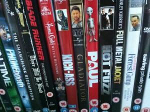 DVDs, Films, Son