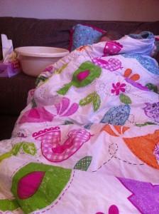 Daughter, Illness, Poorly