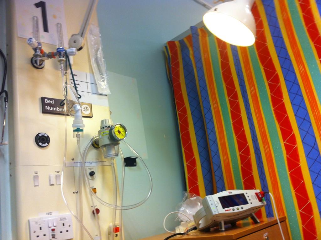 Hospital, Daughter, 365