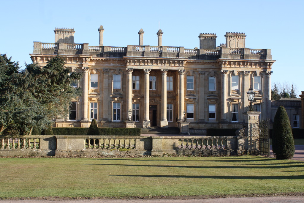 Heythrop Park, Oxfordshire, Cotswolds, 365