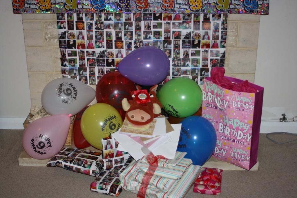 Daughter, 9th birthday, Birthday, 365