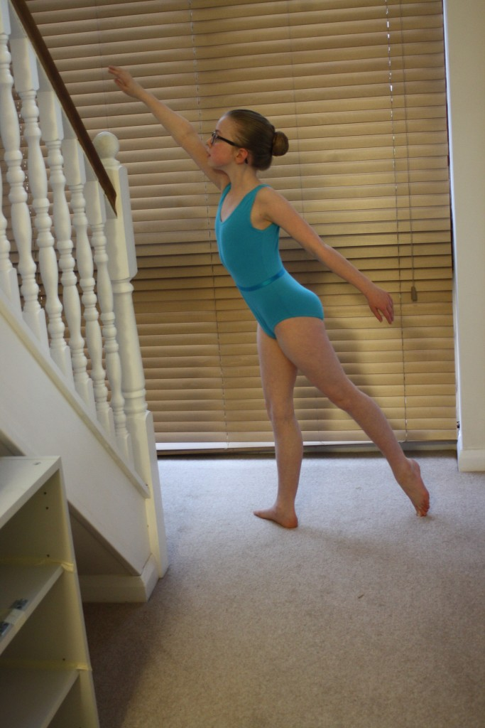 Ballet, Royal Ballet application, Royal Ballet audition, Daughter