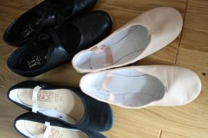 Ballet shoes, Tap shoes, Dance, Dancing, Ballet, Tap, Daughter, 365