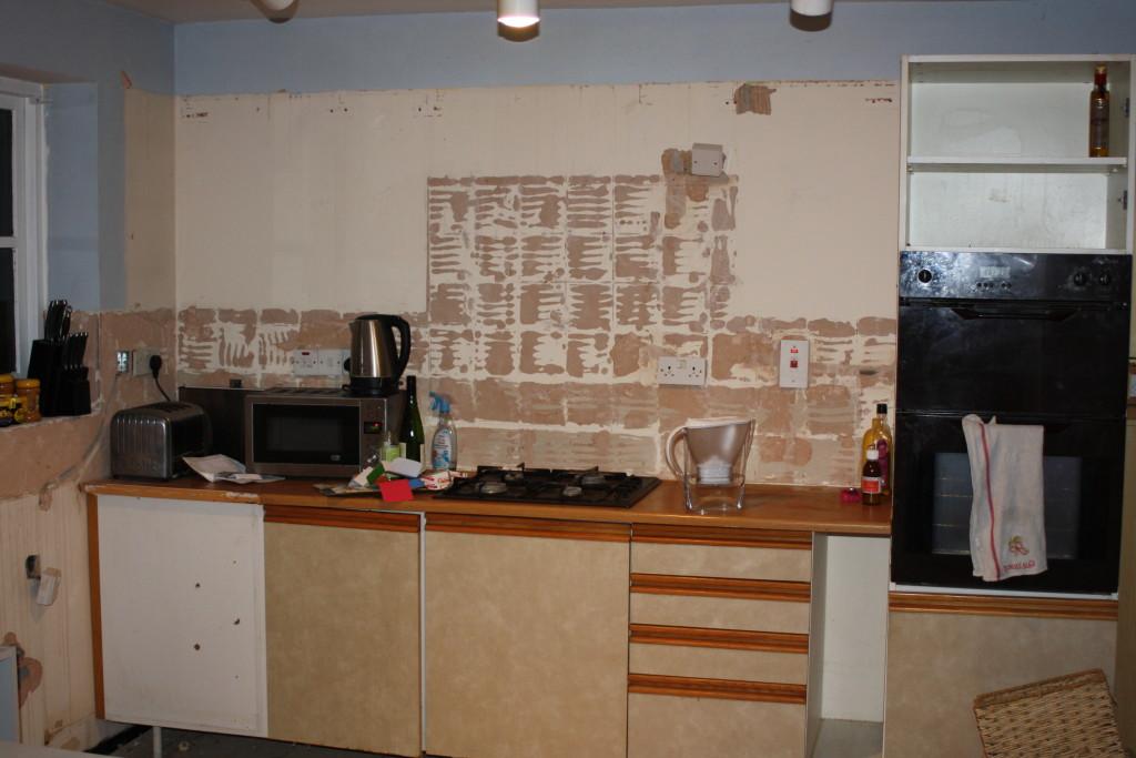 Old kitchen, New kitchen, 365