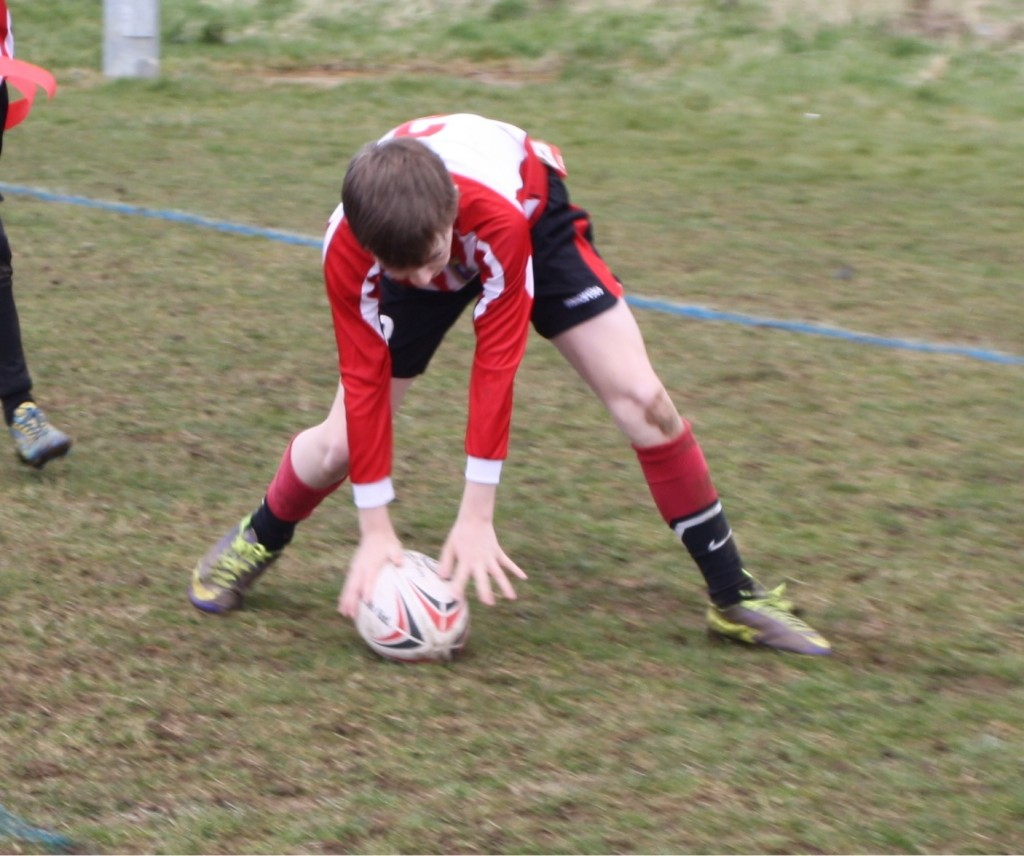 Try, Son, Rugby, School