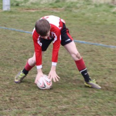 School rugby tournament 2015