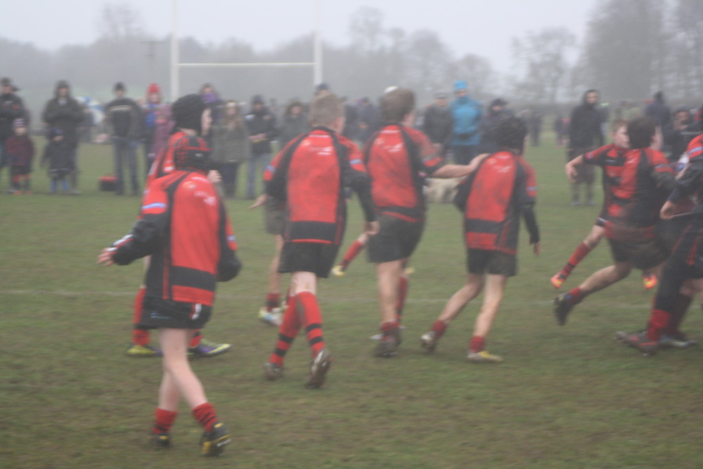 Rugby, Son, Rain, County Cup