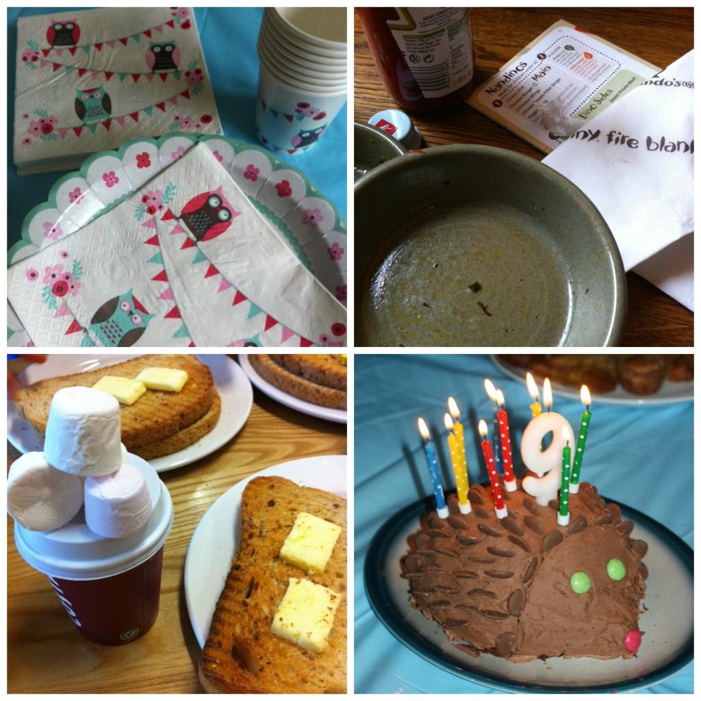 PicMonkey 9thbirthdayCollage, Birthday, 9th birthday, Daughter