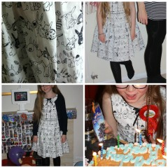 The rabbit dress