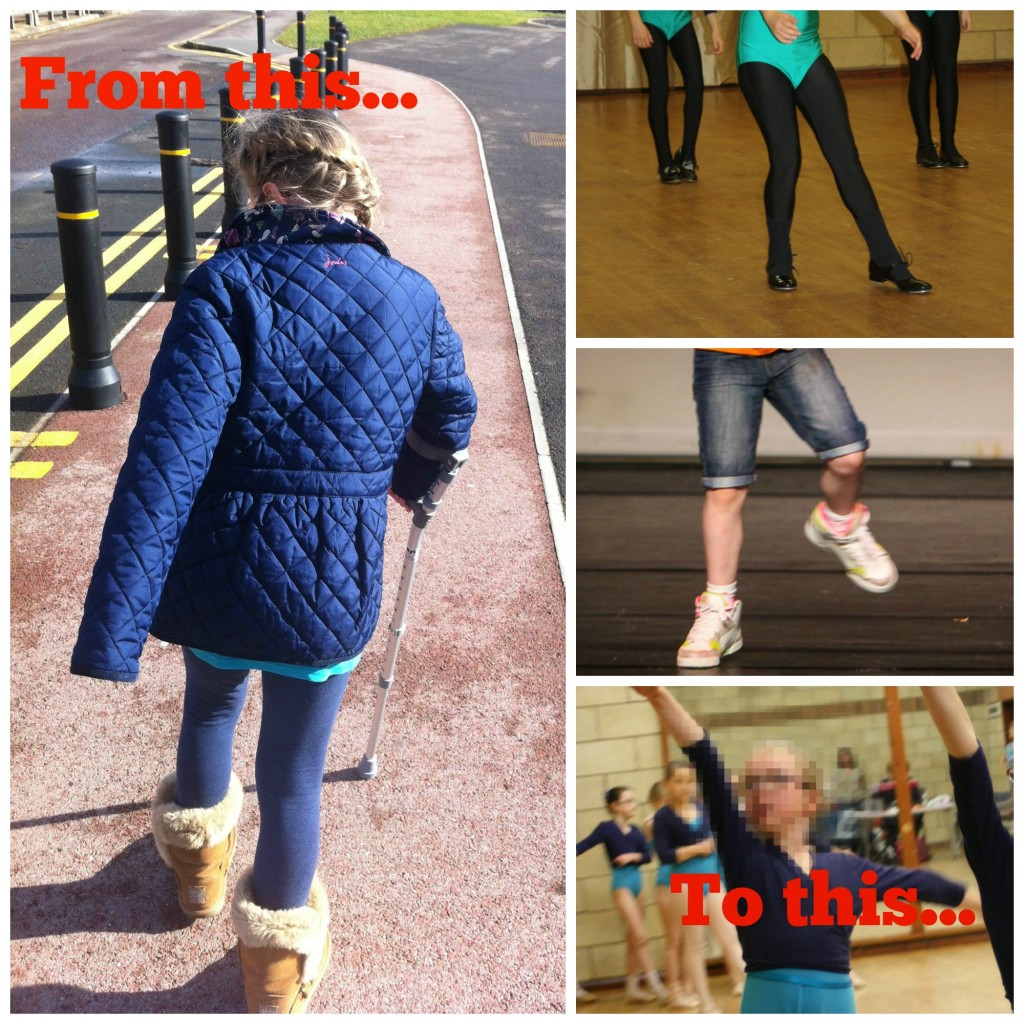 PicMonkey recoveryCollage, Daughter, Pain, Bad foot, Dancing, Dancer, Recovery