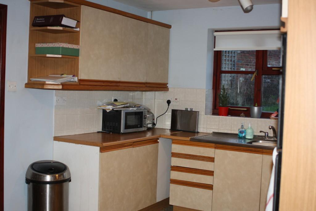 Old kitchen, 1980s, Kitchen works