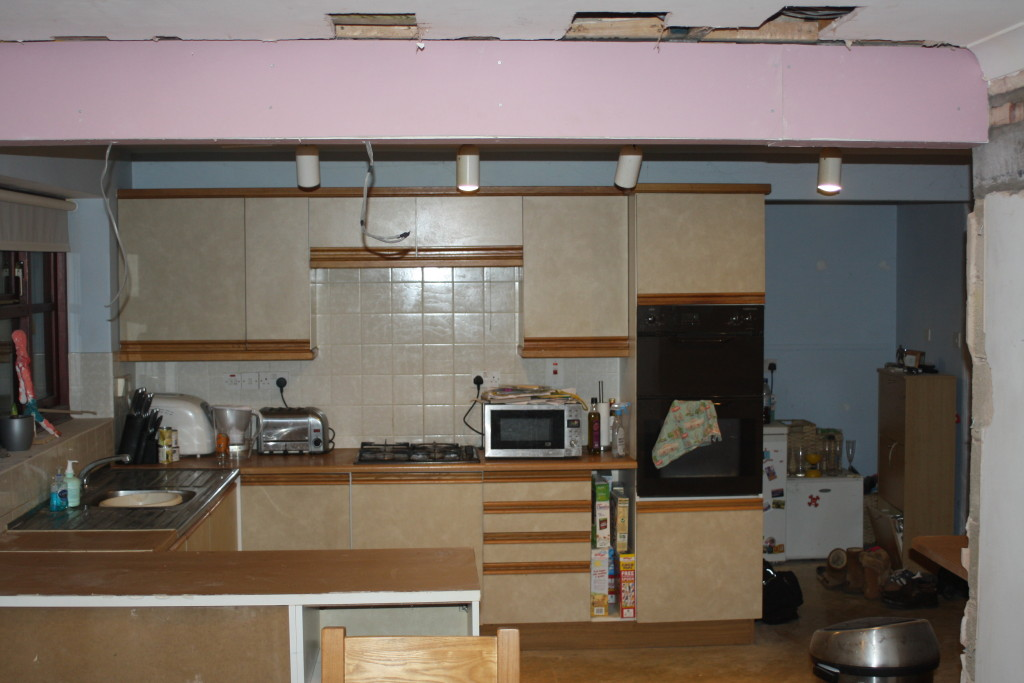 Old kitchen, Kitchen wall, Kitchen works