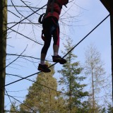 Aerial Adventure at Center Parcs
