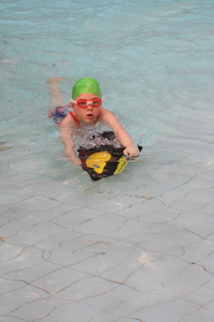 Aqua jetting, Daughter, Center Parcs, 365