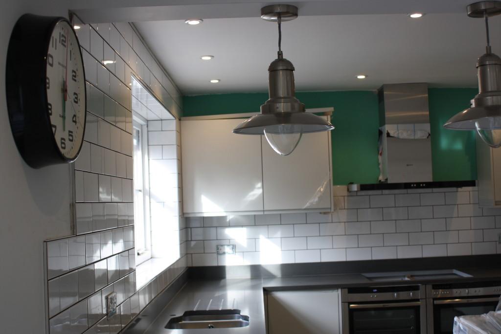 New kitchen, Kitchen works, 365