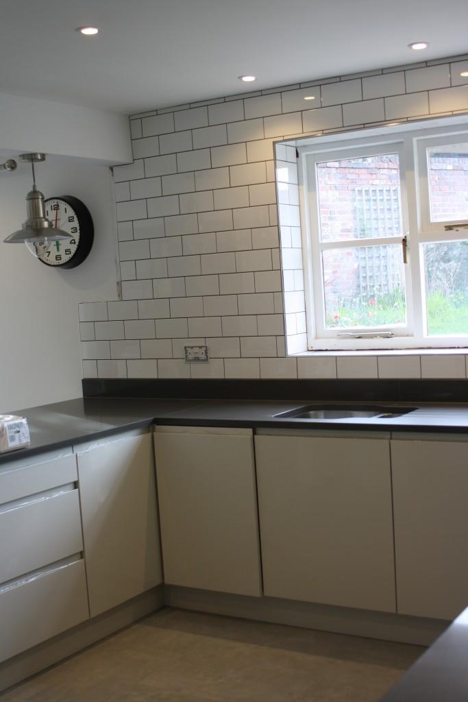 New kitchen, Kitchen works, Silent Sunday, My Sunday Photo