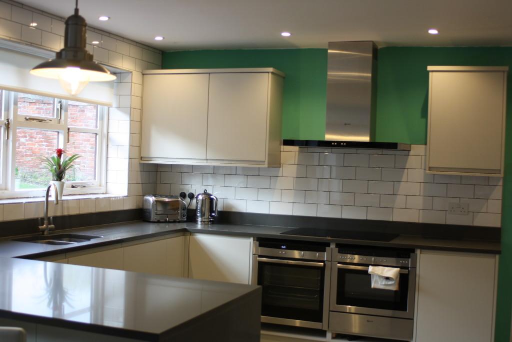 New kitchen,