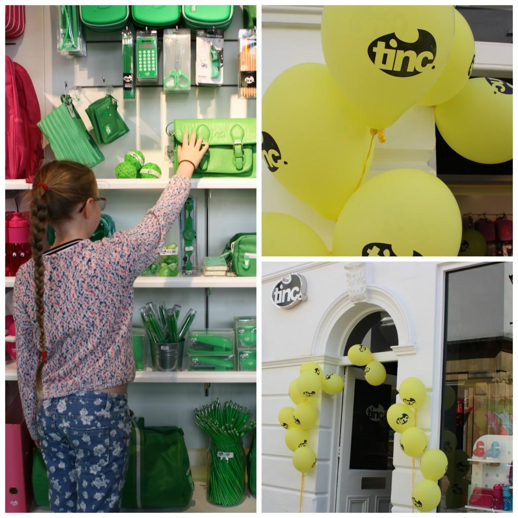 Tinc, Stationery, Daughter, Shopping, Review, Cheltenham