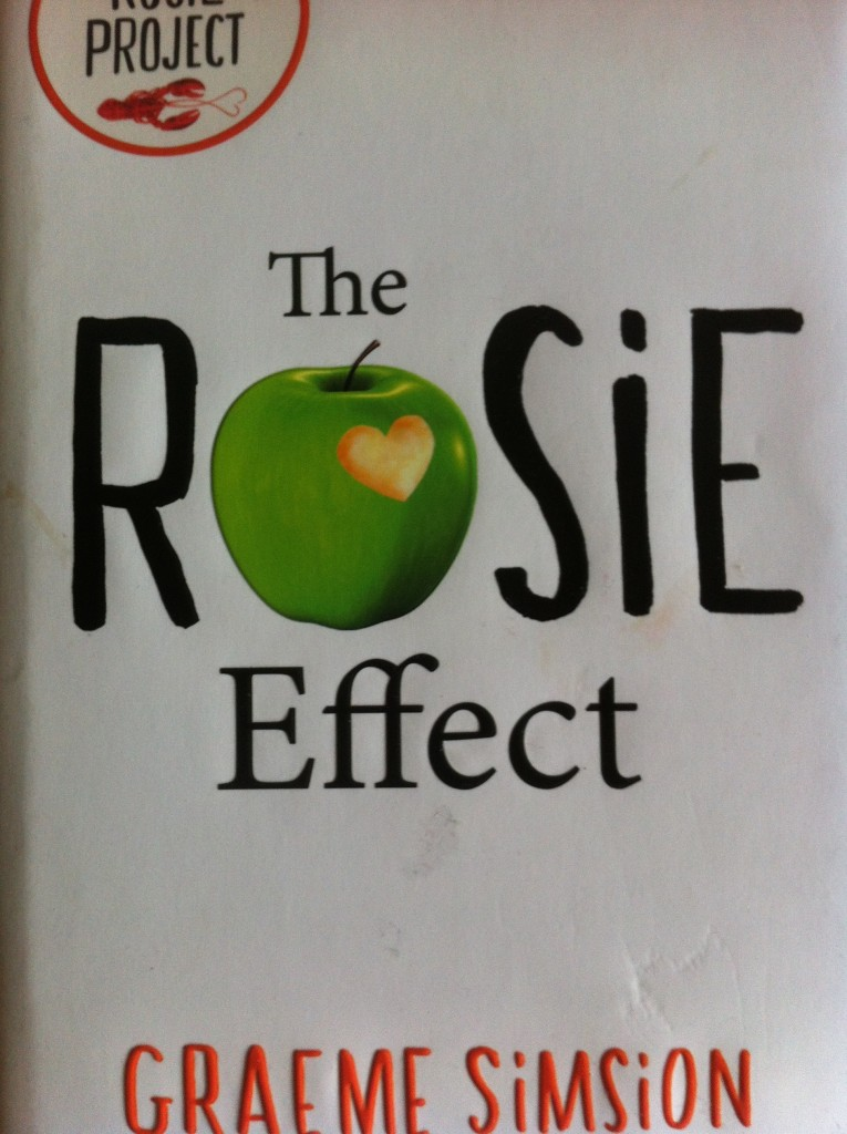 Rosie Effect, Book review, Graeme Simsion