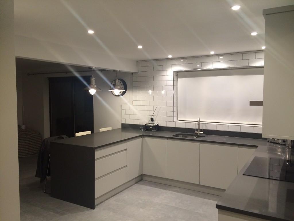 Kitchen, New kitchen, Silent Sunday, My Sunday Photo