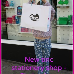 Tinc: funky stationery store open in Cheltenham