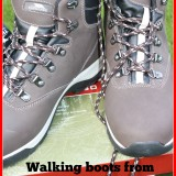 Review: Trespass Novelo walking boots