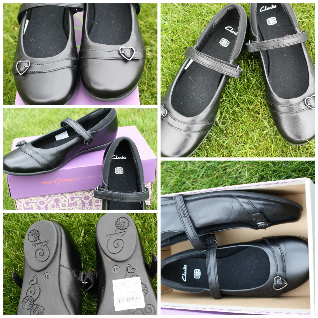 Clarks, School shoes, Brantano, Review