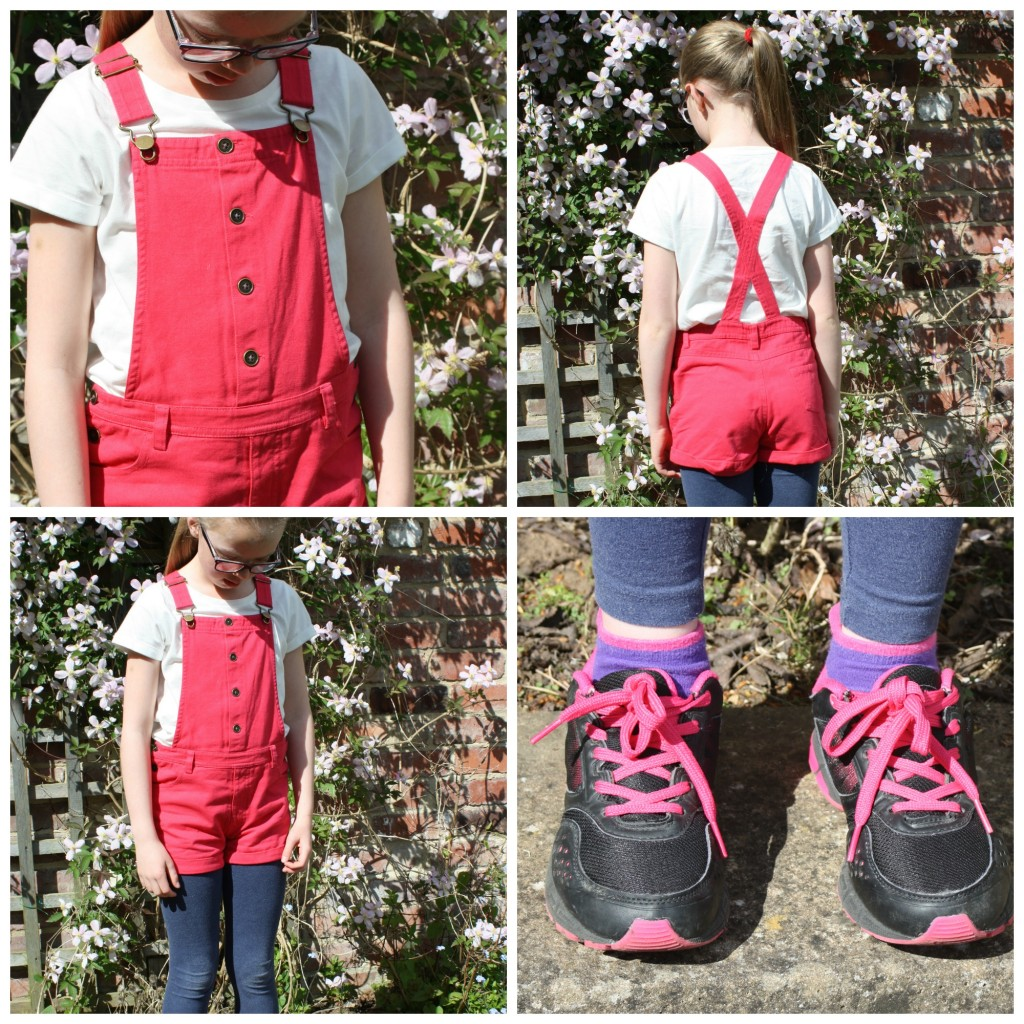 Daughter, Fashion, Spring, Dungarees, M&S, Next