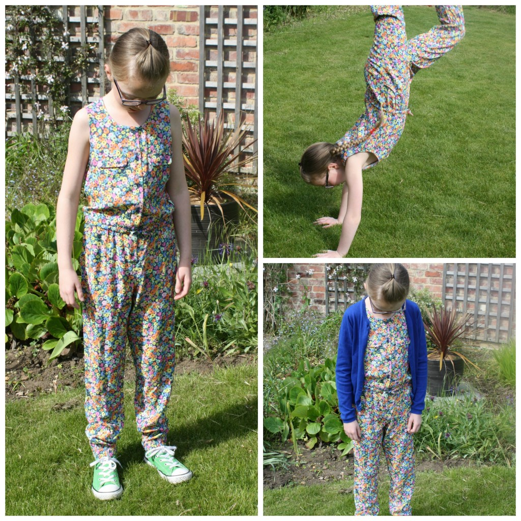 Jumpsuit, M&S, Fashion, Daughter, Girls